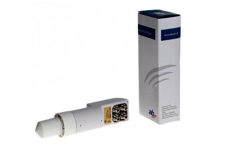 AB-COM LNB AB 01 M Quad