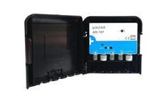 Alcad AM - 187 zesilovač / UHF-BIII-DAB-FM / LTE700