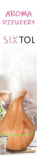 Aroma difuzery Sixtol