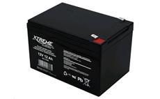 Baterie olověná 12V / 12Ah XTREME bezúdržbový gelový akumulátor