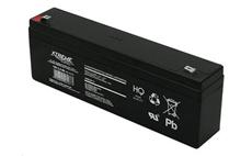 Baterie olověná  12V /  2,3Ah XTREME (Enerwell) bezúdržbový gelový akumulátor