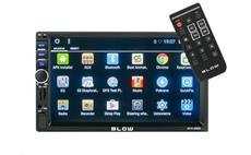 BLOW AVH-9900 Autorádio s OS Android 7.1, MP3, USB, SD, FM, GPS + dálkové ovládání