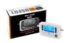 BLOW DSF01 LCD vyhledávač družic DVB-S/S2