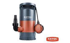 Čerpadlo na znečištěnou vodu EXTOL PREMIUM SP 900 3v1