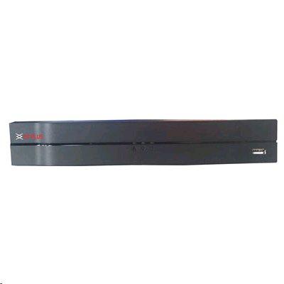 CP-UVR-0401E1-S Čtyřkanálový 5v1 DVR s kompresí H.264 (analog, HDCVI, AHD, TVI, IP)