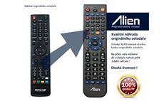 Dálkový ovladač ALIEN Amiko SHD 8250, 8260, 8270 - náhrada
