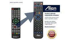 Dálkový ovladač ALIEN Bensat 130 HD - náhrada
