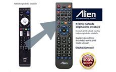 Dálkový ovladač ALIEN JVC RM-C2500
