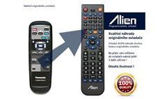 Dálkový ovladač ALIEN Panasonic EUR646529