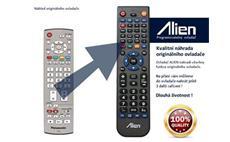 Dálkový ovladač ALIEN Panasonic EUR7651050A