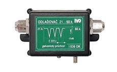 IVO I036 odlaďovač UHF 3x