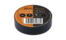 Izolační páska PVC 19/20 černá