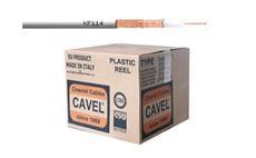 Kabel koaxiální CAVEL KF114 / 500m / 6,6 mm