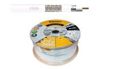 Kabel koaxiální Televes T-100 Cu 212601 / 250m / 6,6 mm