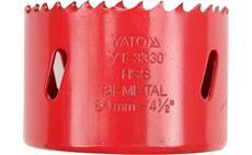 Korunka vrtací bimetalová 35 mm