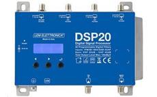 LEM DSP20-5G programovatelný DVB-T/T2 zesilovač