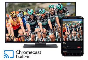 Finlux Google chromecast