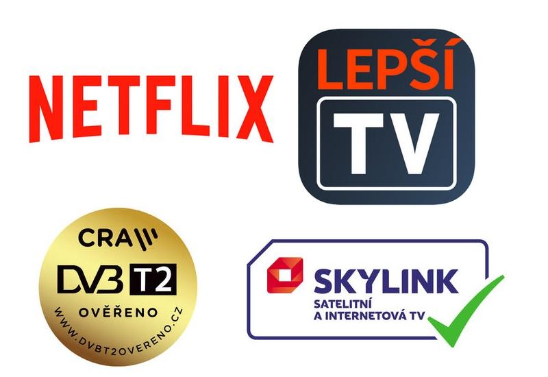 Netflix, Skylink Live TV, Lepší.TV