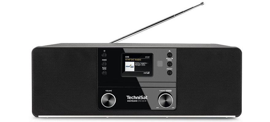 DAB+ digitální stolní rádio