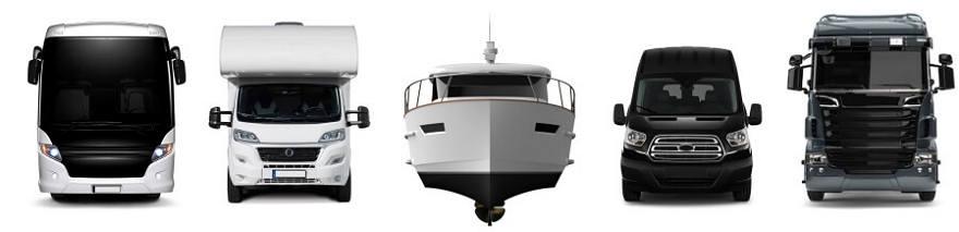 Anténa Mistral pro karavany, lodě, obytná auta