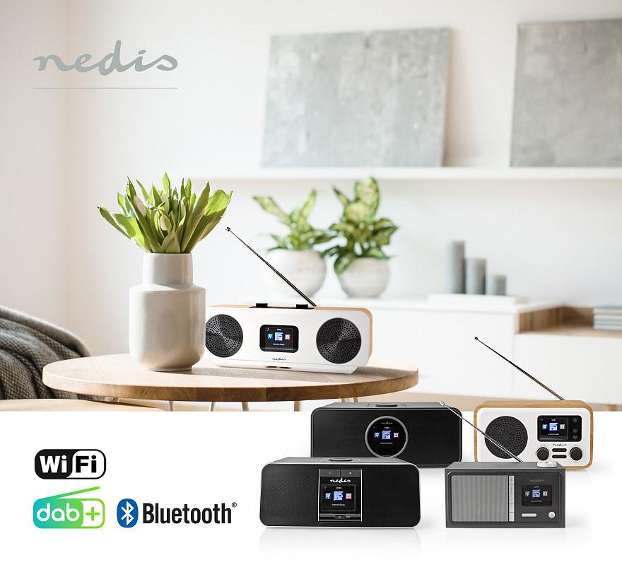 DAB+ digitální rádiopřijímače