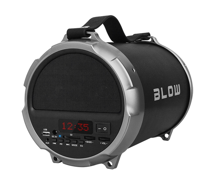 Reproduktor přenosný BLOW BT1000 BLUETOOTH, USB, SD, FM, AUX-IN