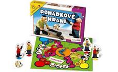 Stolní hra BONAPARTE Pohádkové hraní Pat a Mat