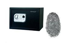 Trezor AX OPTICUM ECLIPSE 350 x 250 x 250 mm - otevíraný otiskem prstu